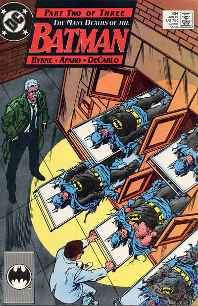 BATMAN #434 NM!