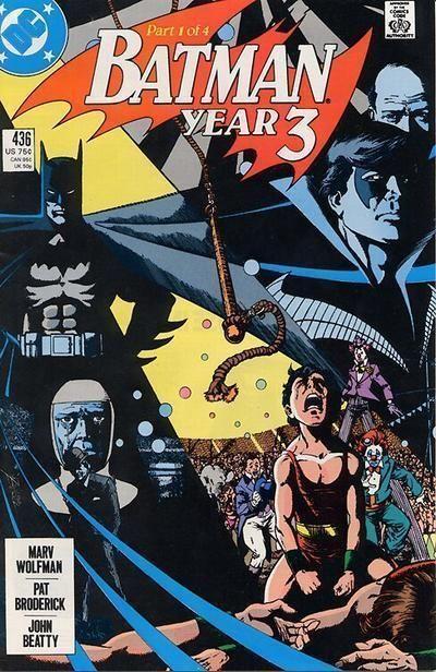 BATMAN #436 NM!