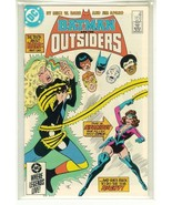 BATMAN and the OUTSIDERS #20 (DC Comics, 1983 Series) NM! - $2.50