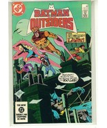 BATMAN and the OUTSIDERS #13 (DC Comics, 1983 Series) NM! - $2.50