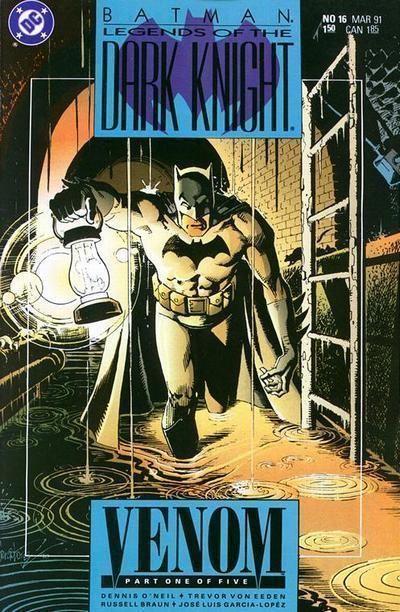 BATMAN: LEGENDS of the DARK KNIGHT #16 NM!