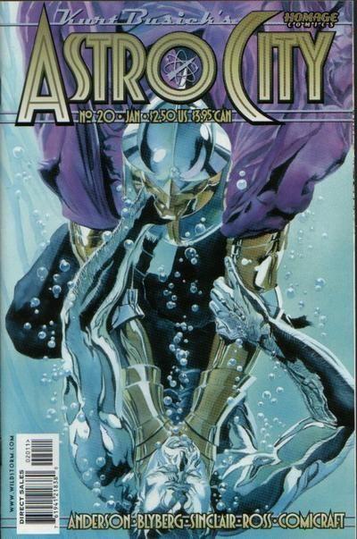 ASTRO CITY #20 (1996 Series) NM!