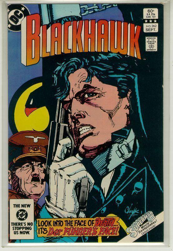 BLACKHAWK #262 (DC Comics, 1983) NM!