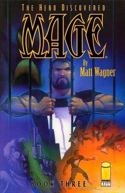 MAGE: THE HERO DISCOVERED #3 (Image Comics) NM!