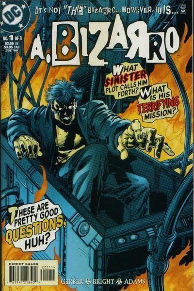 A. BIZARRO #1 (DC Comics) NM!