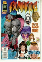 ABOMINATIONS #2 (1997) NM! - $1.00