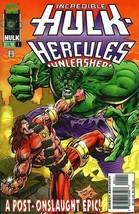 INCREDIBLE HULK: HERCULES UNLEASHED #1 NM! - $2.50