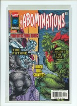 ABOMINATIONS #3 (1997) NM! - $1.00