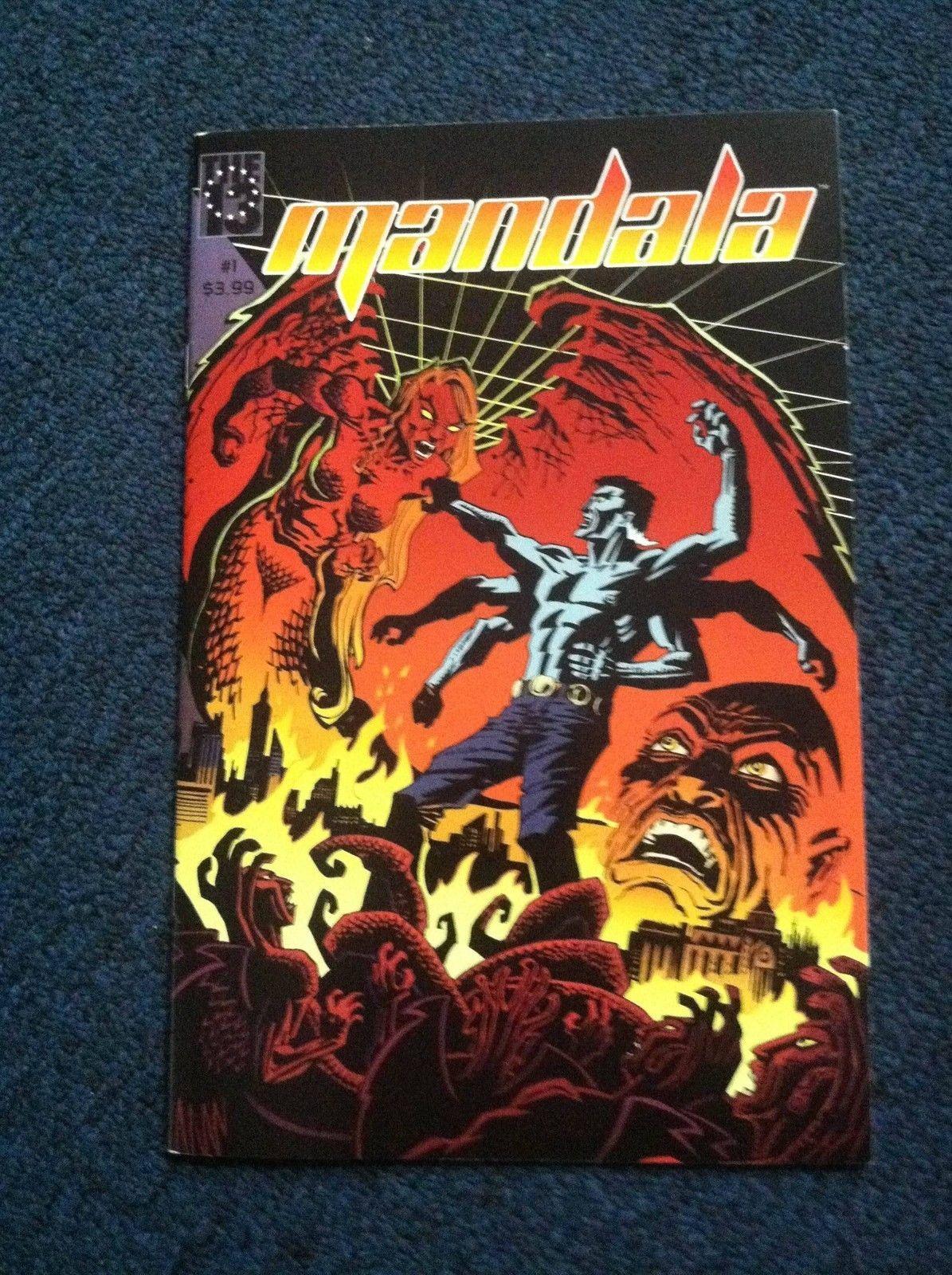 MANDALA #1 Retailer Preview Edition
