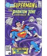 DC COMICS PRESENTS #97 NM! ~ SUPERMAN & PHANTOM ZONE CRIMINALS - $5.00