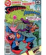 DC COMICS PRESENTS #5 NM! ~ SUPERMAN & AQUAMAN - $10.00
