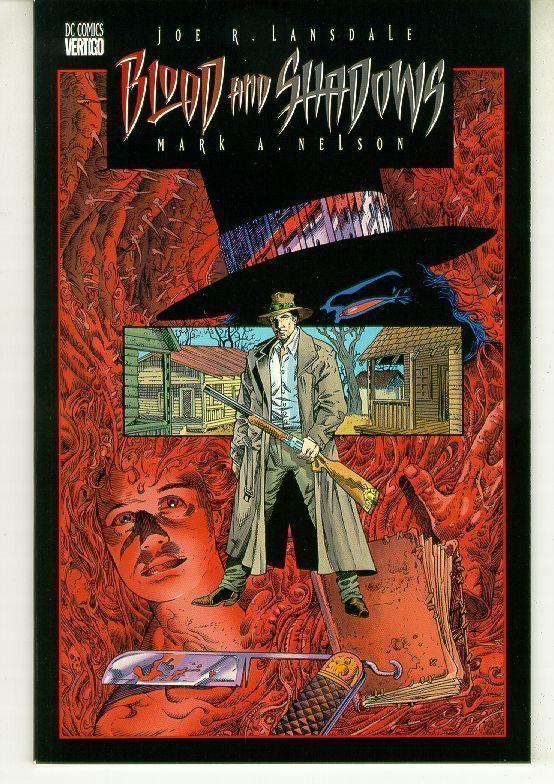BLOOD and SHADOWS #1 (Vertigo, 1996) NM!