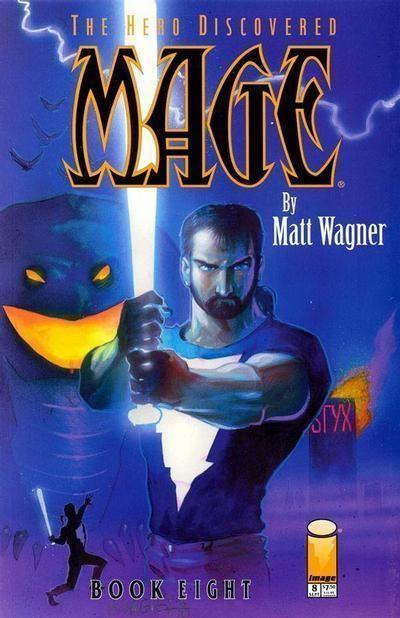MAGE: THE HERO DISCOVERED #8 (Image Comics) NM!