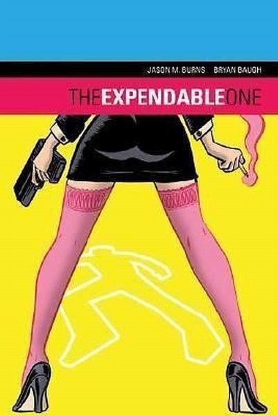 EXPENDABLE ONE VOL. 1 GN (Viper Comics, 2006) NM!