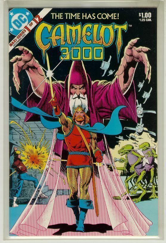 CAMELOT 3000 #1 (DC Comics, 1983) NM!