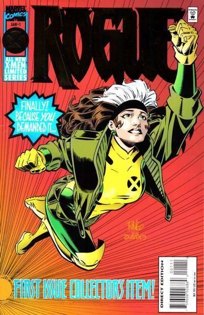 Rogue #1 (1995 Series) NM!