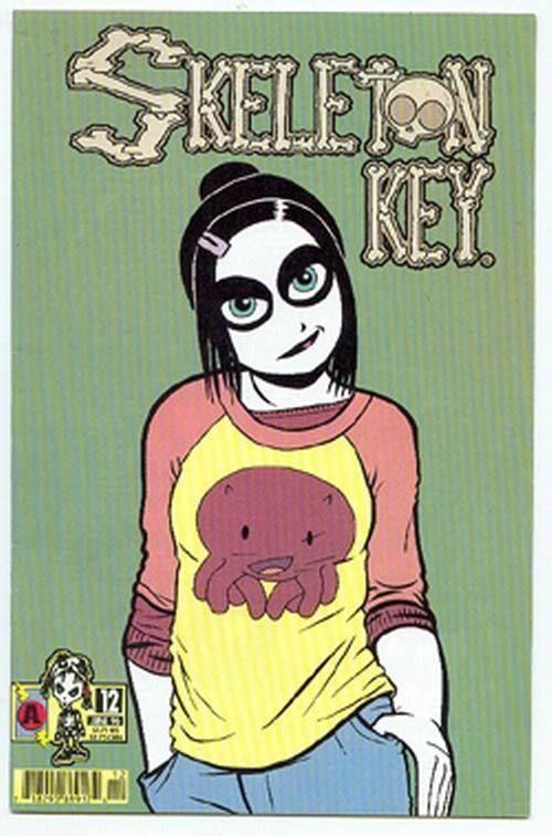 SKELETON KEY #12 (Amaze Ink) NM!
