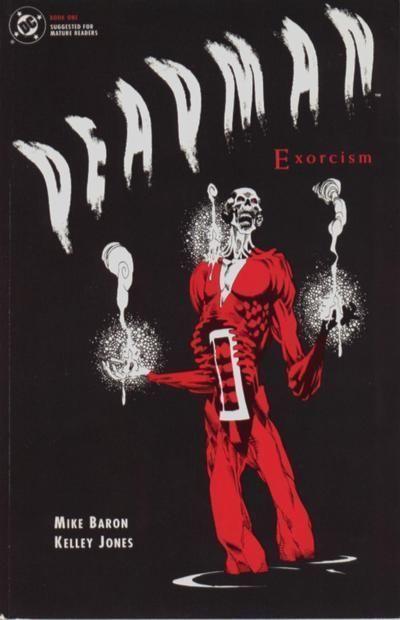 DEADMAN: EXORCISM #1 DC Comics, 1992) NM!