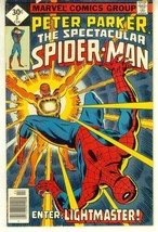 SPECTACULAR SPIDER-MAN #3 (1976 Series) - $3.00