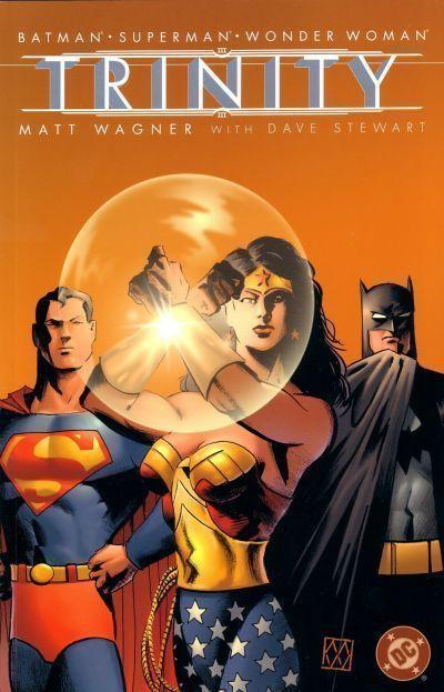 TRINITY #3 (DC Comics, 2003) NM! ~ Batman - Superman - Wonder Woman