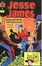 Jesse James #1 (Ac Comics, 1990) - $2.50