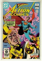 ACTION COMICS #547 NM! ~ SUPERMAN! - $3.00