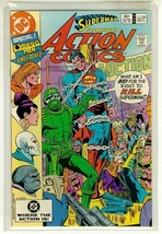 ACTION COMICS #536 NM! ~ SUPERMAN! - $5.00
