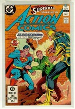 ACTION COMICS #538 NM! ~ SUPERMAN! - $3.00