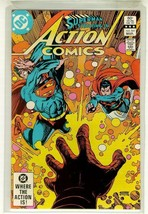 Action Comics #541 Nm! ~ Superman! - $3.00