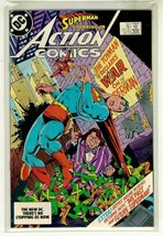 Action Comics #561 Nm! ~ Superman! - $2.00