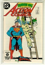 ACTION COMICS #560 NM! ~ SUPERMAN! - $3.00