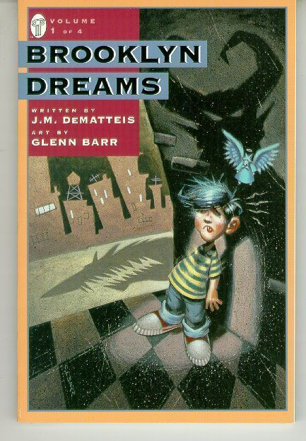 BROOKLYN DREAMS #1 (Paradox Press, 1994) NM!