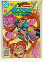 ACTION COMICS #568 NM! ~ SUPERMAN! - $2.00