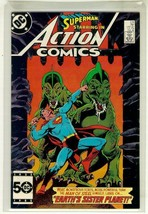 ACTION COMICS #576 NM! ~ SUPERMAN! - $2.00