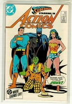 Action Comics #565 Nm! ~ Superman! - $3.00