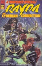 RAYDA: THE CYBERIAN CONNECTION #2 (AC Comics) NM! - $2.50
