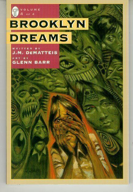 BROOKLYN DREAMS #4 (Paradox Press, 1994) NM!