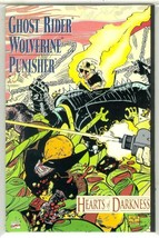 GHOST RIDER / WOLVERINE / PUNISHER: HEARTS of DARKNESS NM! - $3.50