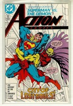 ACTION COMICS #587 NM! ~ SUPERMAN! - $2.00