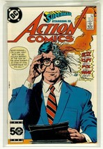 Action Comics #571 Nm! ~ Superman! - $2.00