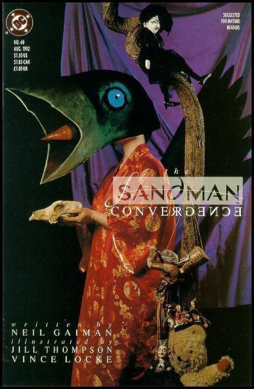 SANDMAN #40 NM! ~ Neil Gaiman