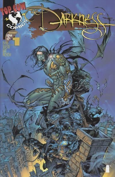 DARKNESS #1 (1996 Series) NM!
