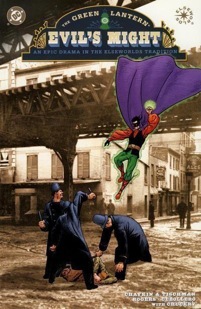 GREEN LANTERN: EVIL'S MIGHT #2 (Elseworlds) NM!