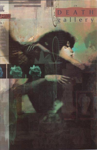 DEATH GALLERY #1 (Vertigo, 1994) NM!