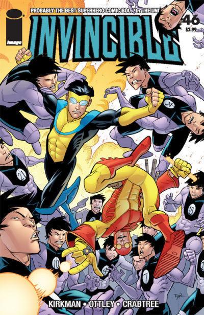 INVINCIBLE #46 (Image Comics) ~ Robert Kirkman