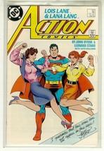ACTION COMICS #597 NM! ~ SUPERMAN! - $2.00