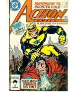 ACTION COMICS #594 ~ SUPERMAN! - $1.00