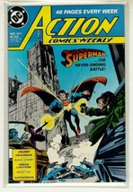 Action Comics #611 Nm! ~ Superman! - $2.00