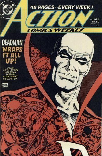 ACTION COMICS #625 NM! ~ SUPERMAN!