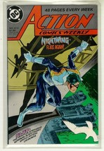 Action Comics #613 Nm! ~ Superman! - $2.00